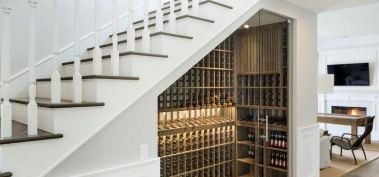 espace sous vos escaliers